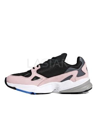 Adidas Falcon Core Black Light Pink B28126
