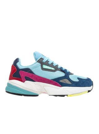Adidas Falcon Yung-2 Red Blue Yellow BB9180