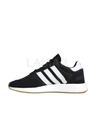 Adidas Iniki Runner Black White Gum D97344