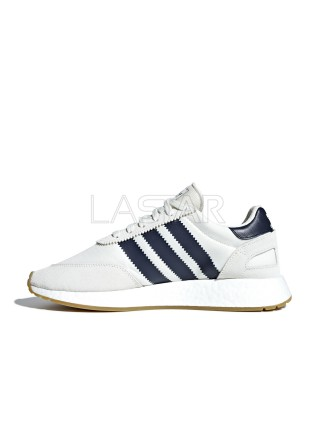Adidas Iniki Runner White Navy Gum B37947