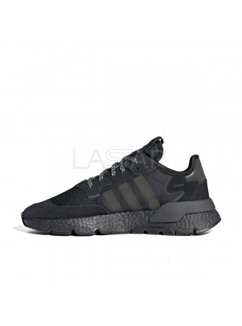 Adidas Nite Jogger Core Black Carbon Black Boost BD7954