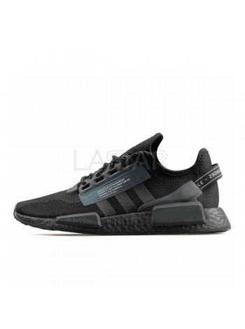 Adidas NMD R1 Iridescent Core Black EG8144