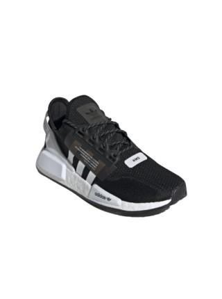 Adidas NMD R1 V2 Black White FV9021
