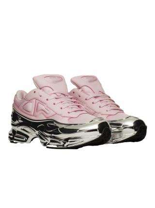 Adidas Ozweego Raf Simons Clear Pink Silver Metallic EE7947