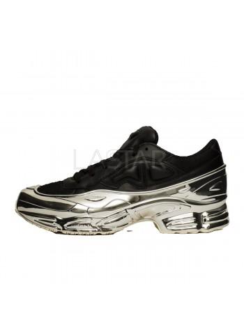 Adidas Ozweego Raf Simons Core Black Silver Metallic EE7944