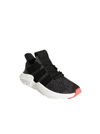 Adidas Prophere Black Solar Red CQ3022