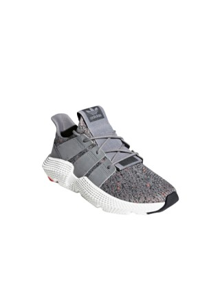 Adidas Prophere Grey Solar Red CQ3023