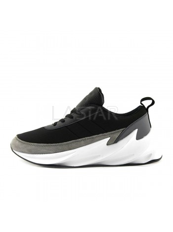 Adidas Sharks Black & White & Grey