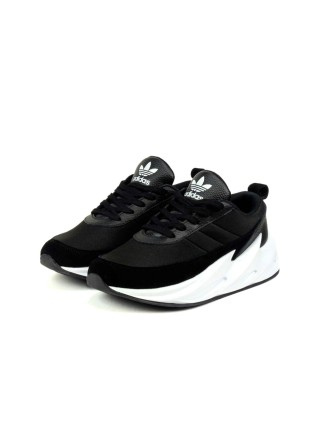 Adidas Sharks Black & White & Grey
