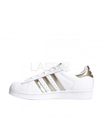 Adidas Superstar White Gold EE7399