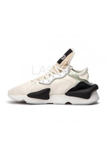 Adidas Y-3 Kaiwa White Black BC0907