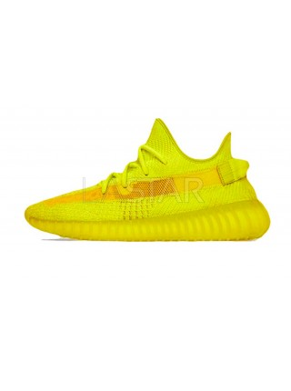 Adidas Yeezy Boost 350 V2 Glow In Dark Yellow
