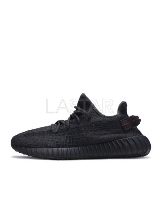 Adidas Yeezy 350 Boost V2 Static Black (Reflective) FU9007