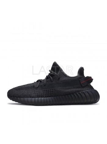 Adidas Yeezy 350 Boost V2 Static Black (Reflective) FU9007