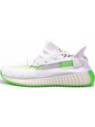 Adidas Yeezy Boost 350 V2 White Green