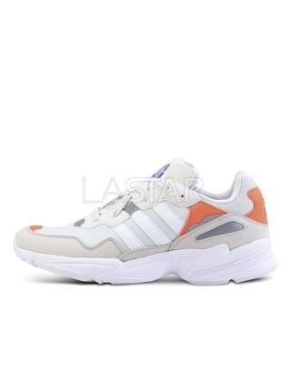 Adidas Yung-96 White Orange F97179