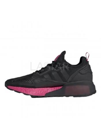 Adidas ZX 2K Boost Core Black Shock Pink FV8986