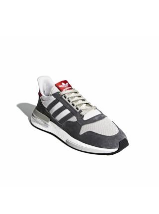Adidas ZX 500 RM Grey Four Scarlet B42204