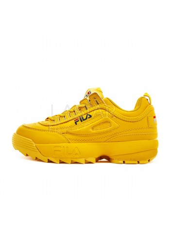 Fila Disruptor 2 Yellow