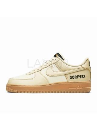 Nike Air Force 1 Low Gore-Tex Team Gold Khaki CK2630-700