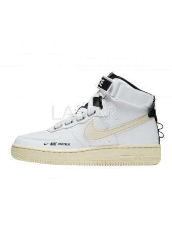 Nike Air Force 1 High Utility White Light Cream AJ7311-100