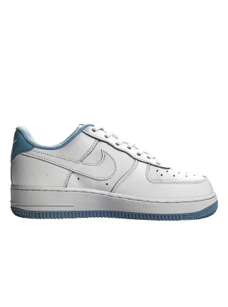 Nike Air Force 1 '07 Patent Light Armory Blue AH0287-104