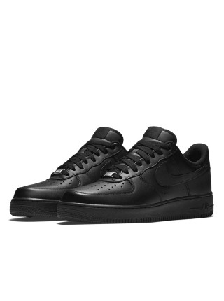 Nike Air Force 1 07 Black 315122-001