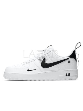 Nike Air Force 1 Low Utility White Black aj7747-100