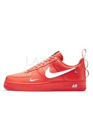 Nike Air Force 1 07 LV8 Utility Team Orange AJ7747-800