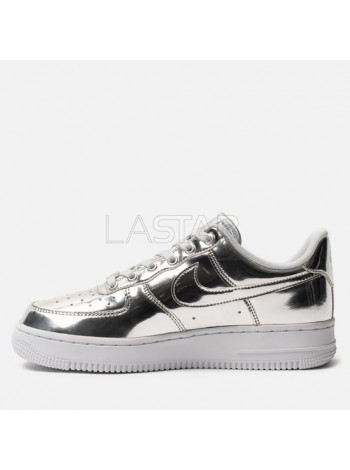 Nike Air Force 1 Low Metallic Chrome CQ6566-001