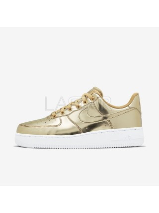 Nike Air Force 1 Low Metallic Gold CQ6566-700