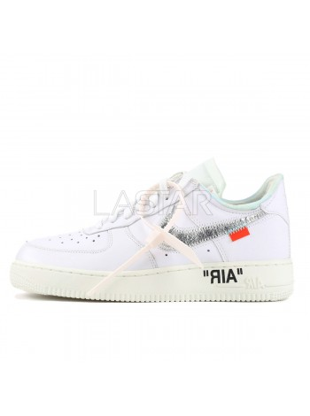 Nike Air Force 1 Low Off-White Virgil Abloh AO4297-100