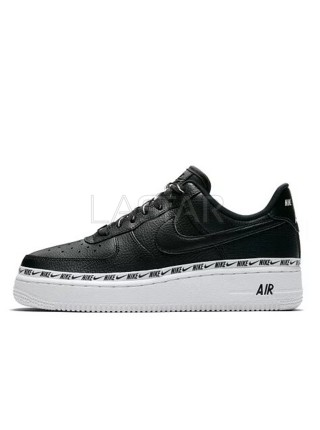 Nike Air Force 1 07 SE PRM Ribbon Pack Black AH6827-001