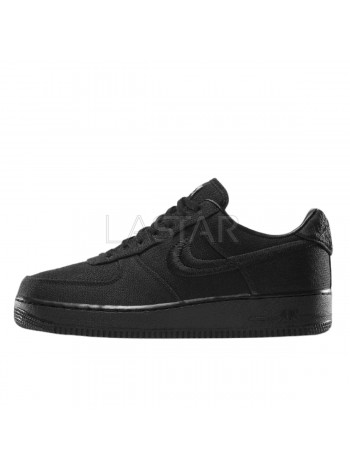 Nike Air Force 1 Low Stussy Black CZ9084-001