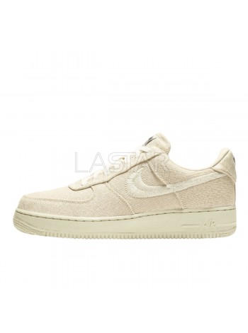 Nike Air Force 1 Low Stussy Fossil CZ9084-200