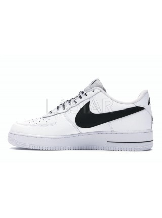 Nike Air Force 1 Low White Black AO2423-101