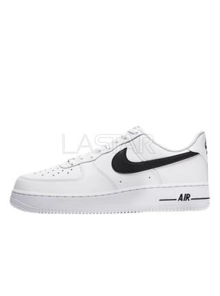 Nike Air Force 1 Low White Black CJ0952-100