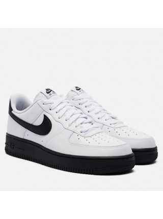 Nike Air Force 1 Low White Black Midsole CK7663-101