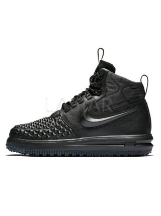 Nike Lunar Force 1 Duckboot Black 916682-002