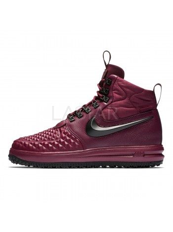 Nike Lunar Force 1 Duckboot Bordeaux Black 916682-601