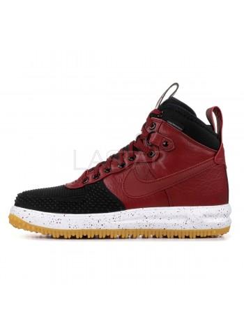 Nike Lunar Force 1 Duckboot TM Red 805899-002