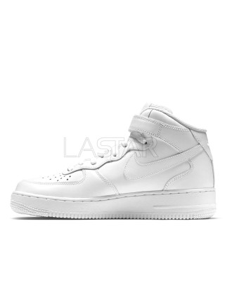 Nike Air Force 1 Mid White 07 315123-111