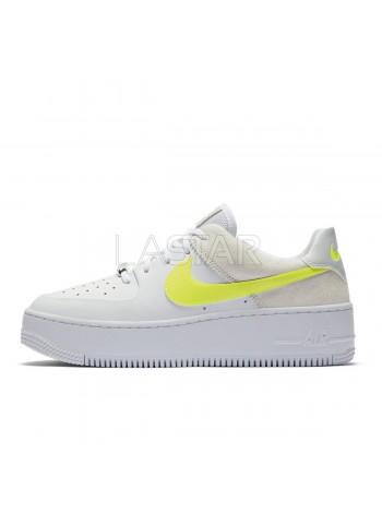 Nike Air Force 1 Sage Low White Lemon Venom CW2652-100