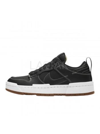 Nike Dunk Low Disrupt Black Gum CK6654-002