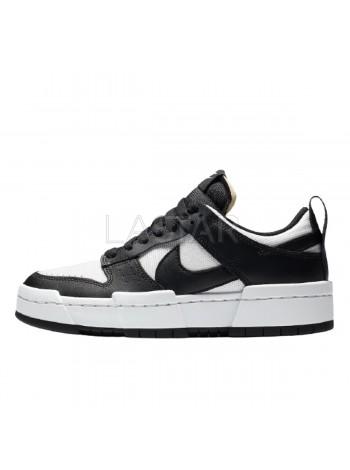 Nike Dunk Low Disrupt Black White CK6654-102