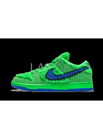 Nike SB Dunk Low Grateful Dead Bears Green CJ5378-300
