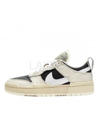 Nike Dunk Low Disrupt Pale Ivory Black DD6620-001