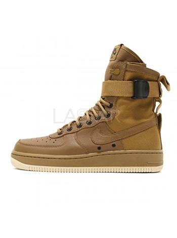 Nike SF Air Force 1 Mid Brown 917753-004