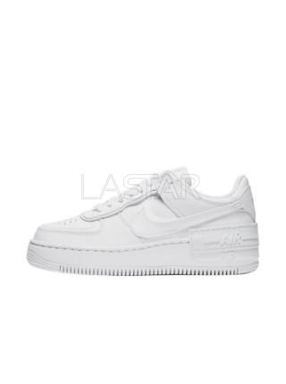 Nike Air Force 1 Shadow Triple White CI0919-100