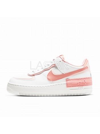 Nike Air Force 1 Shadow White Coral Pink CJ1641-101